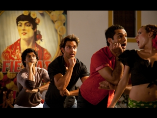 Senorita | Zindagi Na Milegi Dobara | Indian Films | Жизнь не может быть скучной | RUS SUB