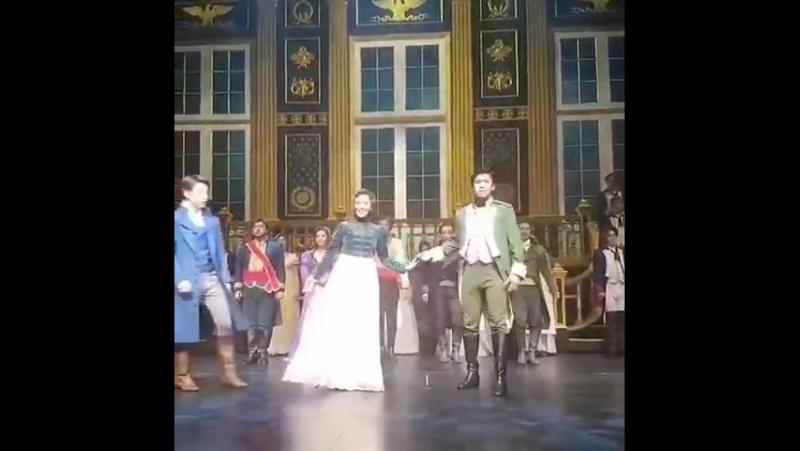 [FANCAM] [28.07.17] Мюзикл