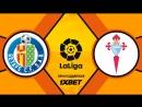 Хетафе 3:0 Сельта | Испанская Примера 2017/18 | 24-й тур | Обзор матча