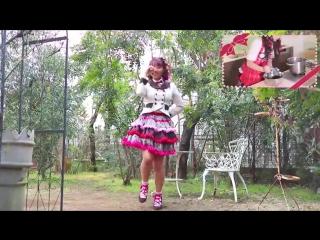 Yua Mikami   dance cover   Perfume - Chocolate Disco