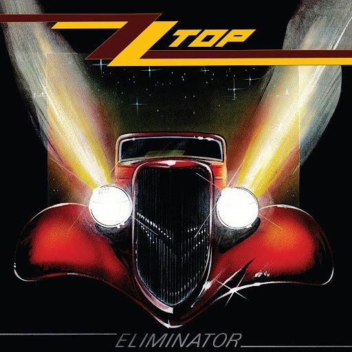 ZZ Top альбом Eliminator