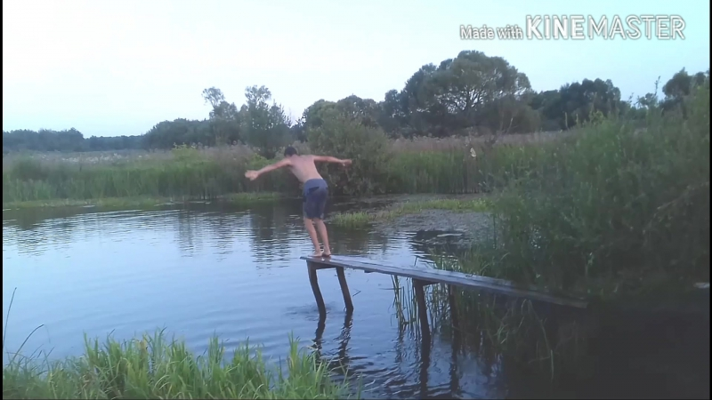 Прижки у воду