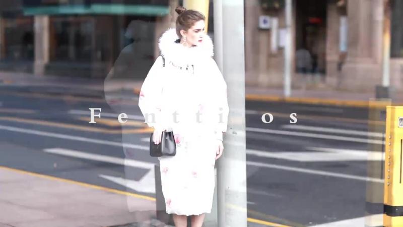 2017新款白色茧型宽松大毛领明星同款加厚超长款过膝羽绒服女韩国-tmall.com天猫