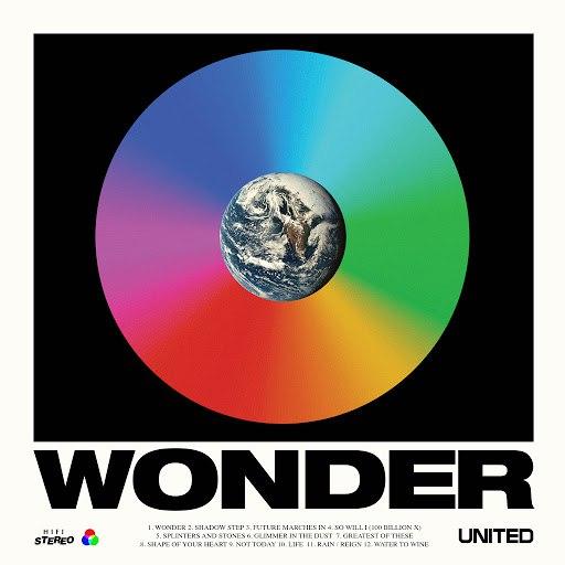 Hillsong United альбом Wonder