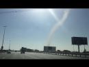 Песчаный шторм в Дубае