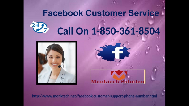 What Are The Steps To Grab Facebook Customer Service 1-850-361-8504?