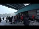 Коллапс в метро Бутовская ветка 5 02 2018