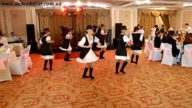 Веселый еврейский танец.mp4