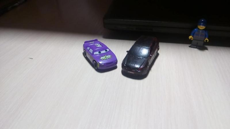 CarDrive: Granta VS M-200, Corolla C, Megane C VS Golf J