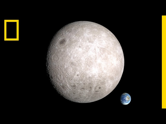 There's Water Inside the Moon—More Than We Thought | National Geographic
