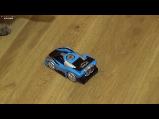 Машинка Wall Racer