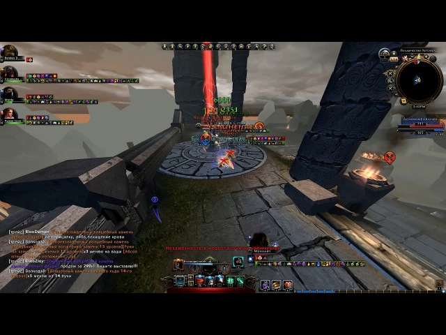 Neverwinter. PvP 12,5. TRGF. Quick killing of DC. Trickster Rogue