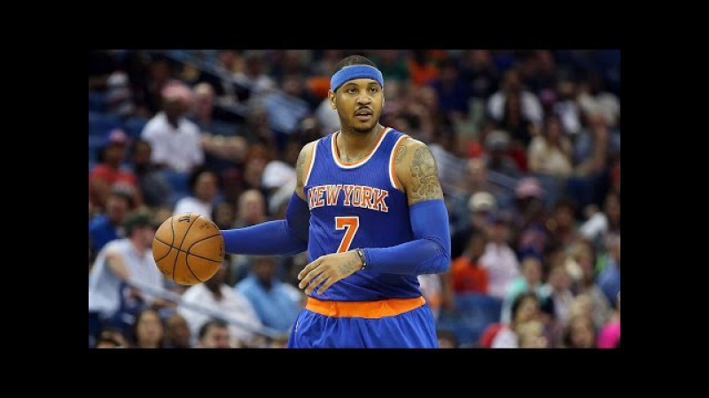 Carmelo Anthony - Can't Hold Us Mix