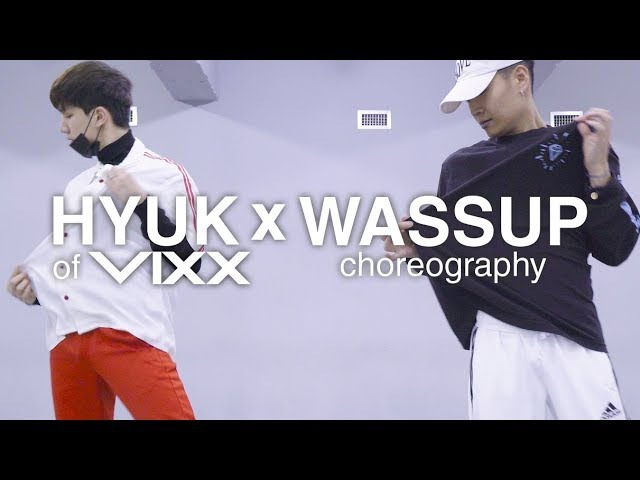 HYUK(혁) X WASSUP Do It To Me By USHER (Dance)