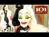 DISNEY - Cruella De Vil Pongo Perdita & PUPPIES Doll Review LIMITED EDITION | 101 Dalmatians