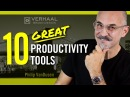 10 Best Tools for Productivity for Designers and Entrepreneurs