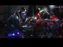 Injustice 2 - Капитан Холод против Дедшота - Intros Clashes rus