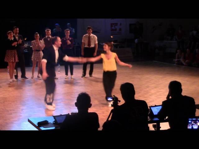 Boogie Woogie WC Winterthur Final fast Thomas Sophie 2015