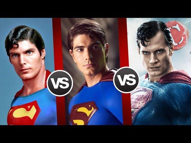Лучший Супермен в кино [Битва титанов]