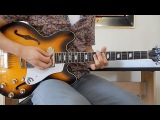 The Beatles - Sgt. Peppers Lonely Hearts Club Band (Reprise) - Guitar Cover - Epiphone Casino