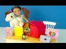 ВОЛШЕБНЫЙ ШКОЛЬНЫЙ РЮКЗАК Мультик Барби Школа Школьные истории с Куклами