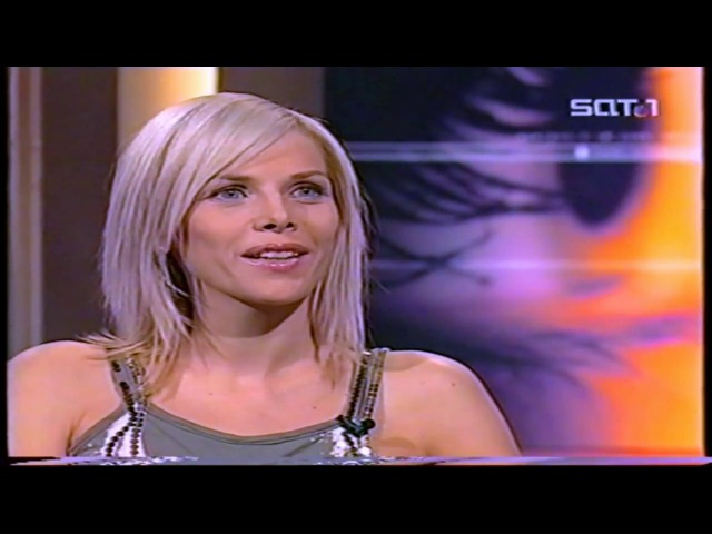CCCatch reportage Interview SAT 1 (2003)