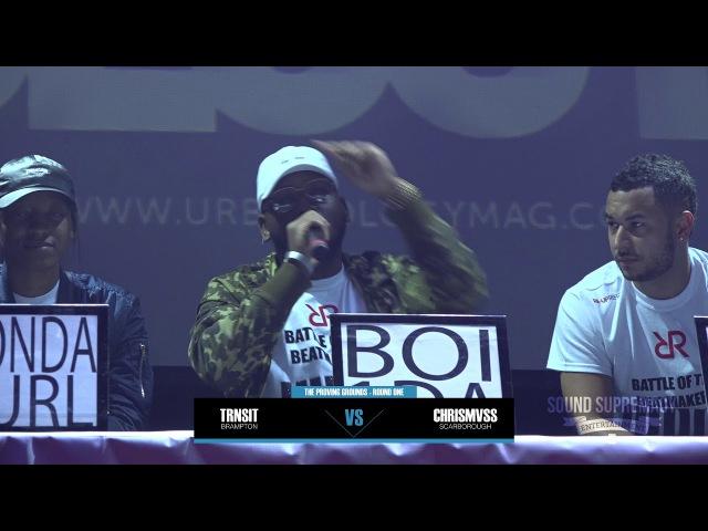 Battle of the Beat Makers 2016 - Part 1 (Boi-1da, T-Minus and WondaGurl)