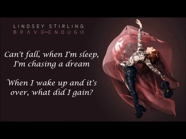Don't let this feeling fade ~ Lindsey Stirling ft Rivers Cuomo Lecrae (Audio Lyrics)