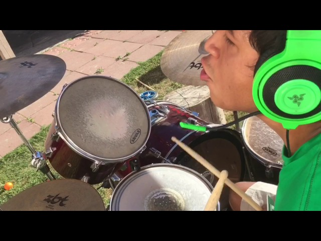 2 Steroids (Death Grips) drum covers