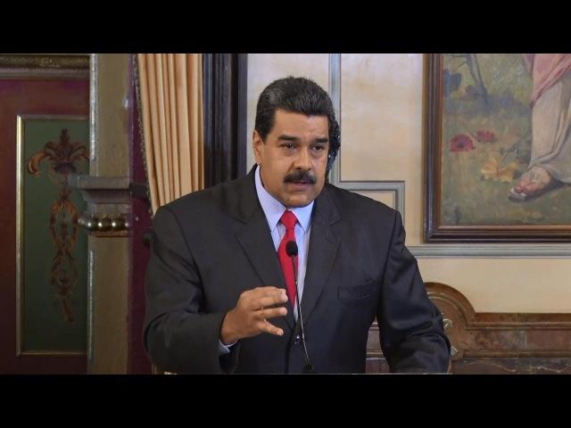 Maduro rechaza presiones de países de América ante elecciones