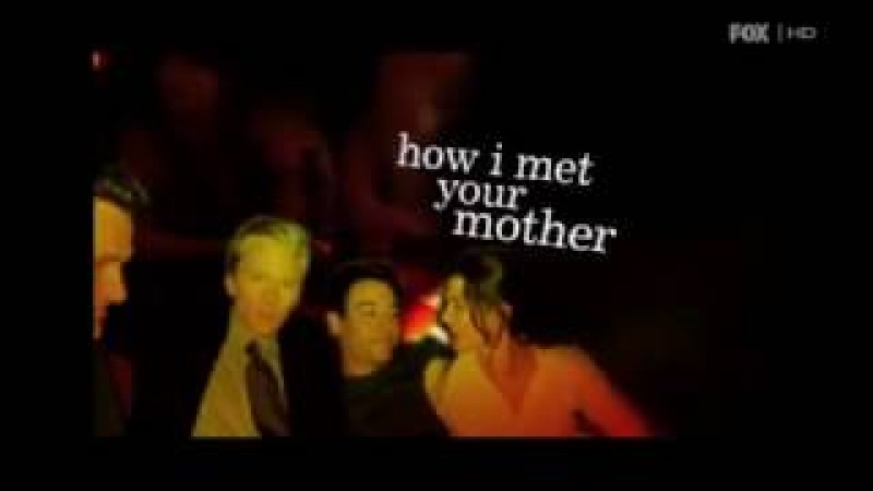 Заставка сериала Как я встретил вашу маму / How I met your mumber