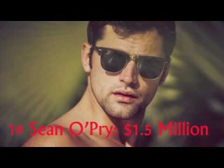 Top 10 Highest Paid Male Model In The World ||
