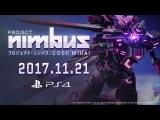 Project Nimbus CODE MIRAI Launch Trailer