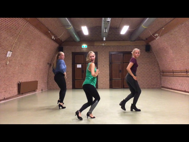 PUUR by Dinne Groothuis: Little Mix - Reggaetón Lento | Latin Fusion Choreography