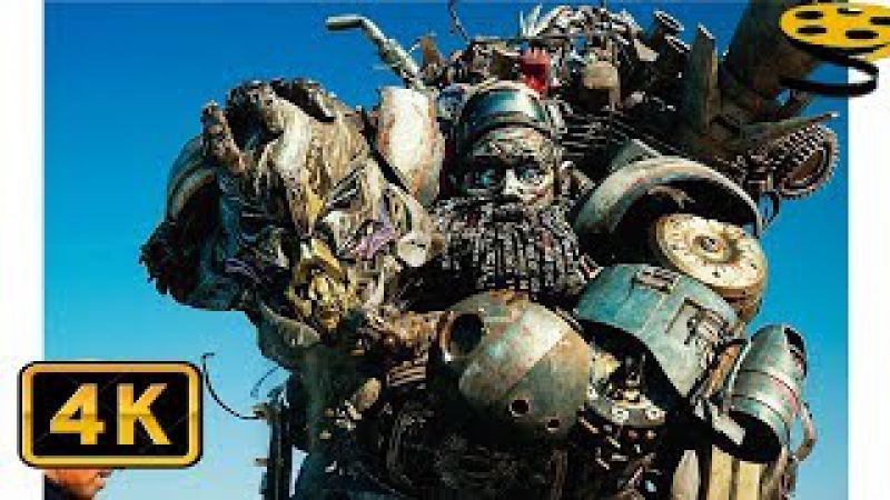 Смотри что я нашёл в Баффало, голова Старскрима | Трансформеры:Последний рыцарь...