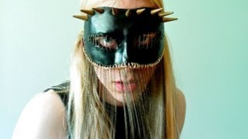 Lady Gaga Dance in the Dark Mask – Sire Sasa tutorial 2
