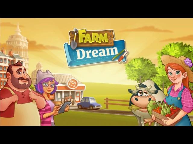 [Обновление] Farm Dream: Village Harvest Paradise - Геймплей | Трейлер