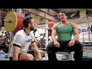 TRAINING WITH CLARENCE KENNEDY