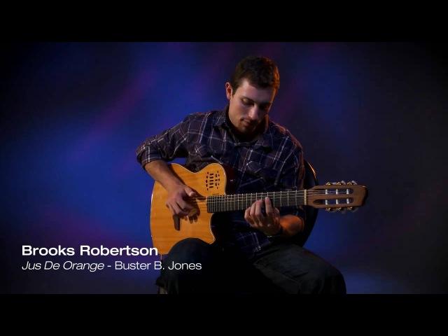 Brooks Robertson plays Jus D' Orange (Buster B. Jones cover)