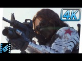 Highway Chase  Captain America The Winter Soldier (2014) Movie Clip