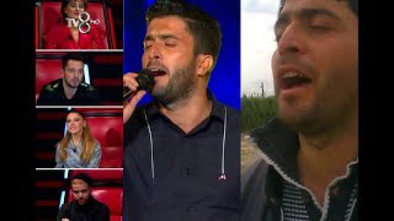 Azerbaycanlı Türk Çoban Pervin Seferov Performansı 1 O Ses Türkiye yenisezon