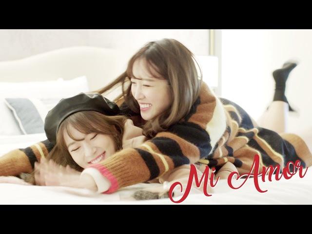 [Official MV] CoCoSoRi (코코소리) Mi Amor MV FULL VER. (ENZHESFRBGPTVIJAHEKOFIEL subs)