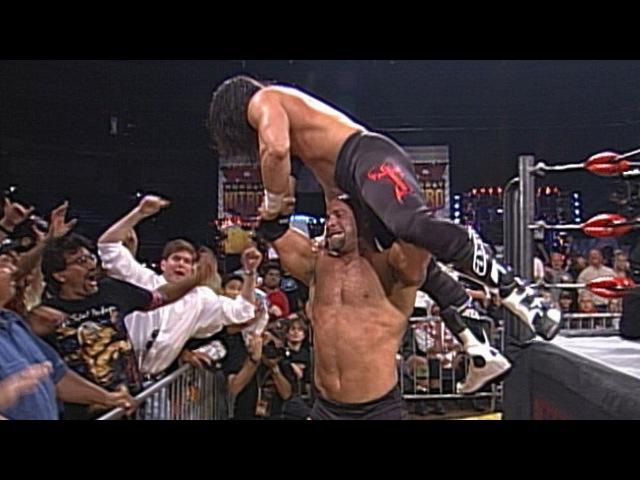 WCW Monday Nitro 1997 January 13