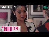 The Bold Type Season 1, Episode 6 Sneak Peek Kats Instagram Post Gets Taken Down Freeform