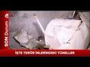 Zeytin Dalı Afrin Teröristlerden temizlenen bölgelerde yeni tüneller görüntülendi 300m uzunluğunda