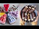 Рай для сладкоежек 😍 Постарайся не залипнуть 😱 Удивительные идеи украшения тортов 44