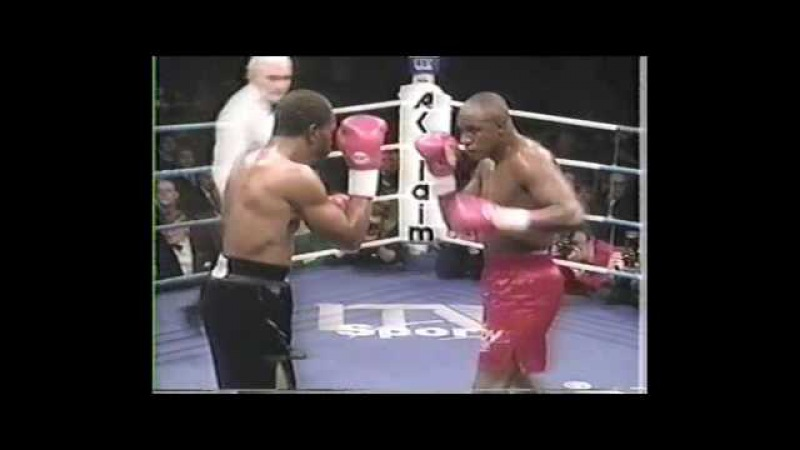 1995-02-25 Mike McCallum vs Carl Jones