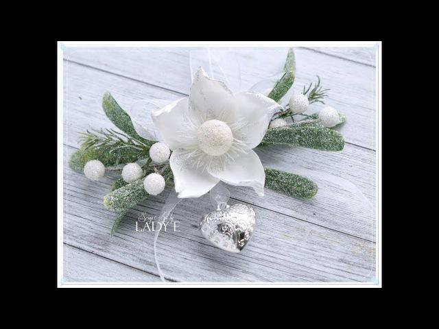 Very Simple Foamiran Flower Tutorial Free Template