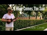 George Harrison - Here Comes The Sun (Maxim Serdyuk Ukulele cover)