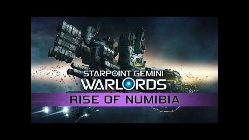 Starpoint Gemini Warlords: Rise of Numibia Launch Trailer (4K)